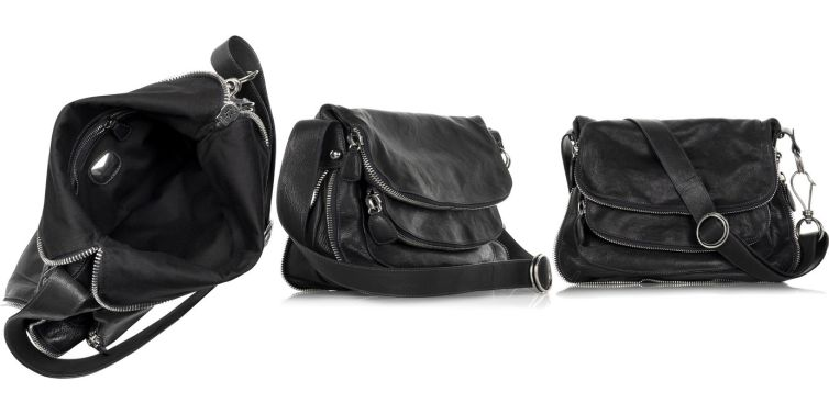 donna-karan-double-zip-messenger-bag