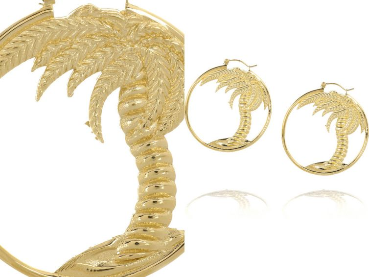 stella-mccartney-palm-tree-hoop-earrings