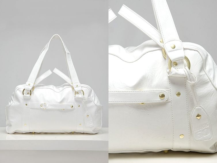 Miss Sixty Ricapu White Bag